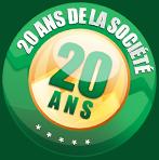 20 Ans de la Societe